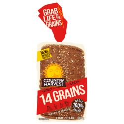 Country Harvest 12 Grains Bread