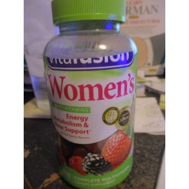 Vitafusion Womens Gummy Vitamins