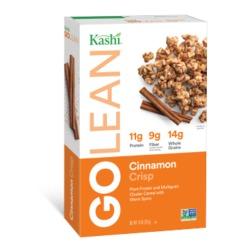 Kashi GOLEAN Toasted Cinnamon Crisp