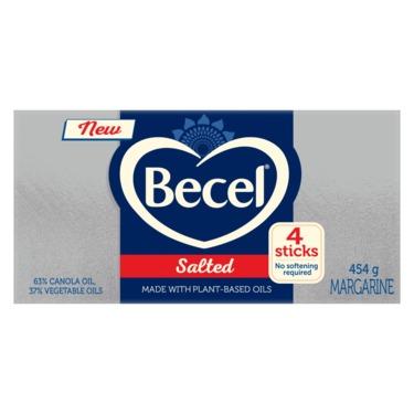 Becel Sticks Salted