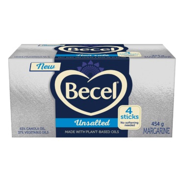 Becel Sticks Unsalted