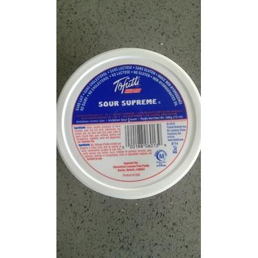 Tofutti Sour Cream