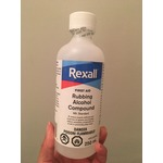 Rexall First Aid Rubbing Alcohol