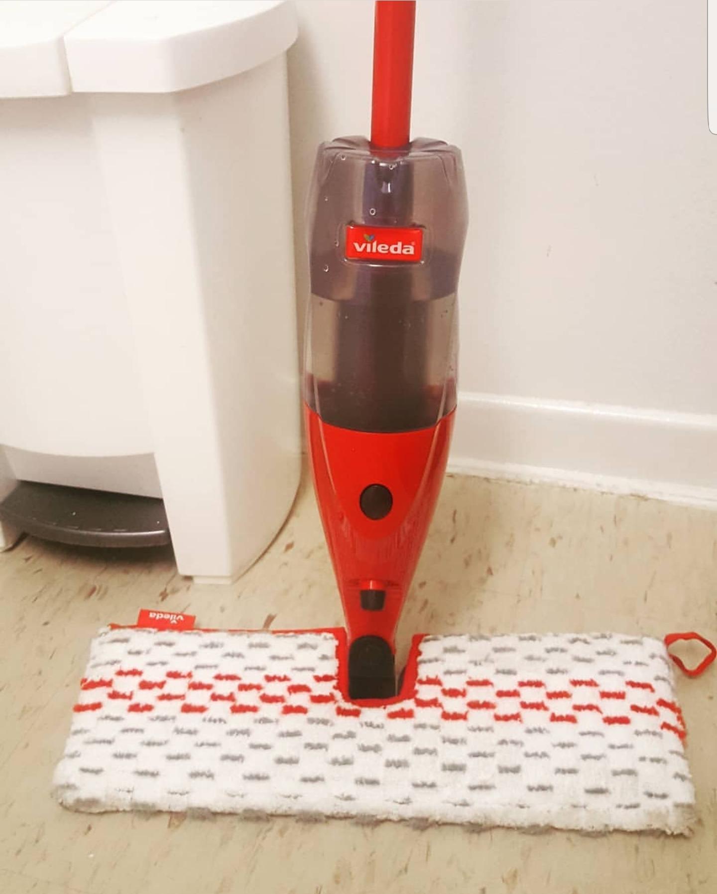 Vileda Promist Max Spray Mop Reviews In Household Cleaning