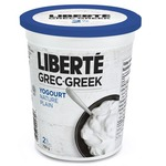 liberte Greek yogurt plain