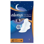 Always Infinity Overnight With Flex-Wings