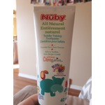 Nubby toddler training toothpaste
