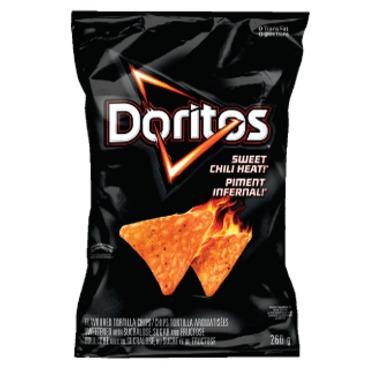 Doritos sweet chili heat