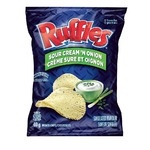 Ruffles Sour Cream N' Onion Chips