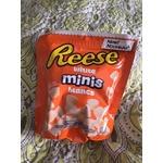 White chocolate Reece's Mini Cups