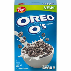 Oreo Cereal