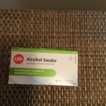 Life Alcohol Swabs