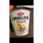 Astro Origina Balkanl Parfait : Caramelized Pineapple & Sea Salt