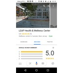 LEAP health and wellness center