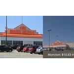 The Home Depot Moncton New Brunswick